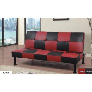 Latitude Run Block Simple Convertible Sofa
