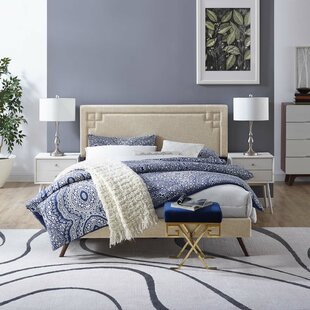 Wrought Studio Twerton Upholstered Platform Bed