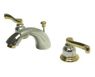 Elements of Design Widespread faucet Bathroo..