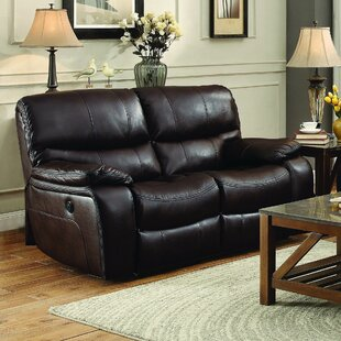 Lovitt Reclining Loveseat by Latitude Run