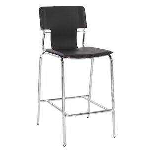 Mikolas 26 Bar Stool (Set of 2) Orren Ellis