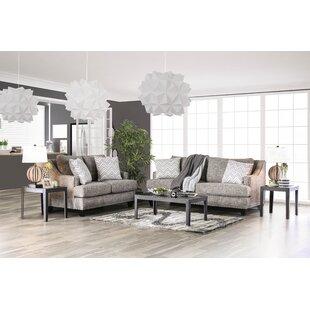 Best Price Santa Clarita Configurable Living Room Set by Brayden Studio Reviews (2019) & Buyer's Guide