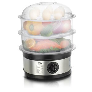 Platinum 8.5 Qt. Food Steamer