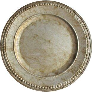 Save  sc 1 st  Wayfair & Charger Plates Youu0027ll Love | Wayfair