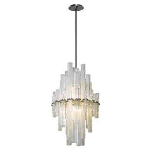 Corbett Lighting Manhatten 2-Light Novelty Chandelier