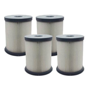 Think Crucial Hoover Elite Rewind Dust Cup Vacuum Cleaner Filter (Set of 4)