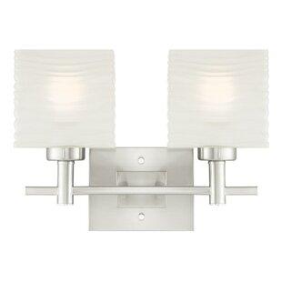 Westinghouse Lighting Alexander 2-Light Vanity Light