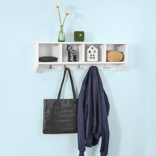Portia Wall Mounted Coat Rack By Brambly Cottage