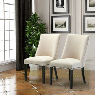 Martinelli Upholstered Dining Chair (Set of 2)