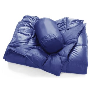 Packable Down Throw