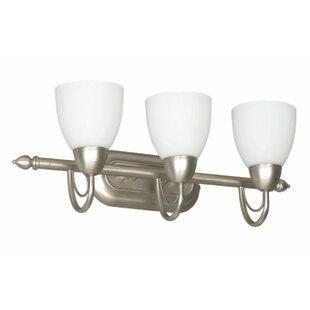 Winston Porter Ayward Energy Efficient 3-Light Vanity Light