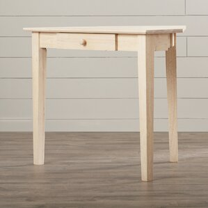 Unfinished Corner Writing Desk by Interna..