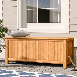 Summerton 60 Gallon Solid Wood Deck Box