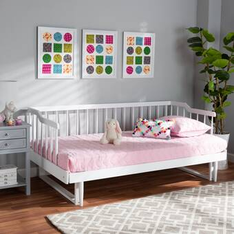 Everly Quinn Yockey Daybed With Trundle Wayfair