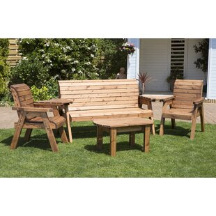 Fullon 5 Seater Sofa Set By Union Rustic