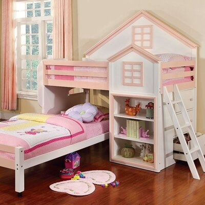 Solid Wood Twin Bunk Beds You Ll Love In 2019 Wayfair