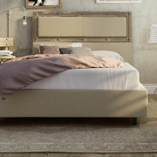 Best Reviews Ternes Upholstered Platform Bed by Union Rustic Reviews (2019) & Buyer's Guide