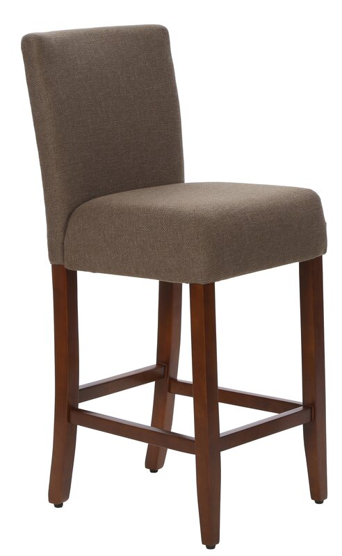 Waverly 24 Wood Bar Stool