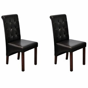 Mathews Upholstered Dining Chair (Set of ..