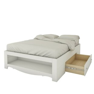 Francis Mate's Bed with Storage by Viv + Rae