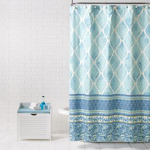 Vannoy Fabric Single Shower Curtain