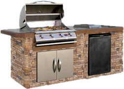 Outdoor Kitchens You'll | Wayfair on outdoor pool, outdoor fireplaces, wet bar ideas, garage ideas, backyard ideas, living room ideas, pergola ideas, outdoor kitchens and grills, outdoor design ideas, gazebo ideas, pool ideas, game room ideas, outdoor roof ideas, outdoor baby ideas, outdoor kitchens on a budget, fireplace ideas, outdoor fridge ideas, garden ideas, retaining walls ideas, fire pit ideas,