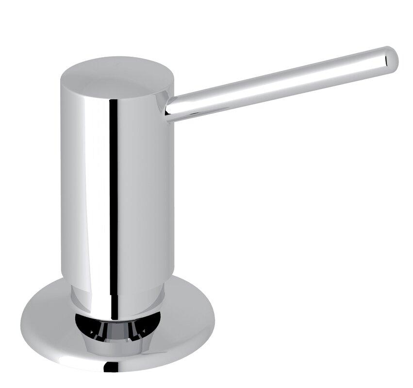 Rohl De Lux Soap Dispenser Kitchen Sink