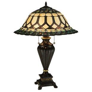 Read Reviews Aello 28 Table Lamp By Meyda Tiffany