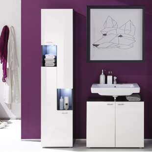 Charmy Down 2 Piece Bathroom Storage Furniture Set By Wade Logan