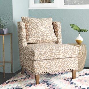 Mistana Kayleigh Slipper Chair