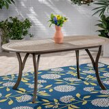 Hoehne Wooden Dining Table
