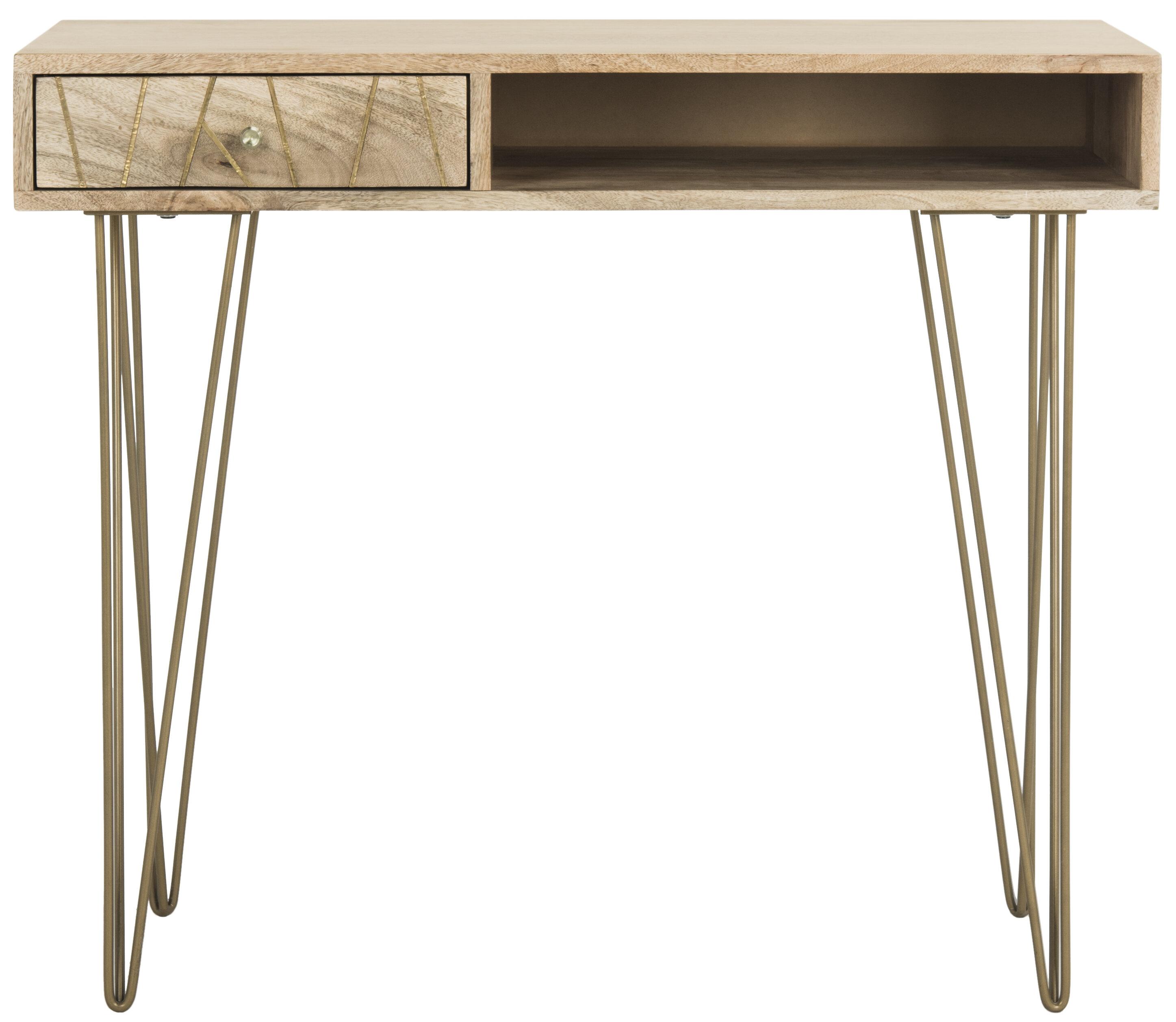Kirk Solid Wood Desk