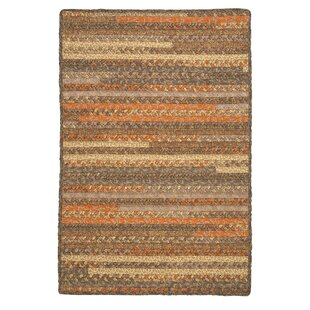 Top Byron Brown Area Rug By August Grove
