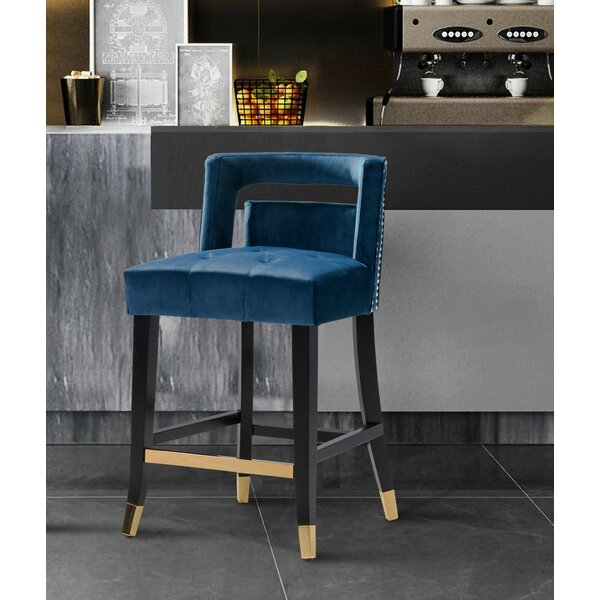 Terrific Camelot Nailhead Stools Wayfair Uwap Interior Chair Design Uwaporg
