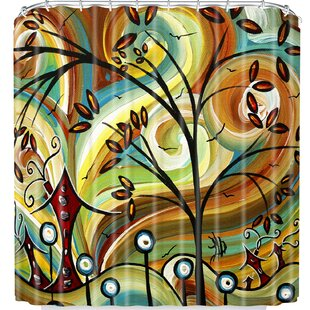 Fall Colors Single Shower Curtain