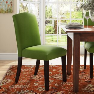 Nadia Upholstered Dining Chair by Wayfair..