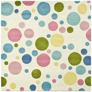 Soho Pastel Hand-Tufted Blue/P...