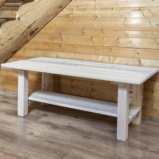 Abella Coffee Table with Shelf