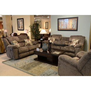Catnapper Transformer Reclining Loveseat