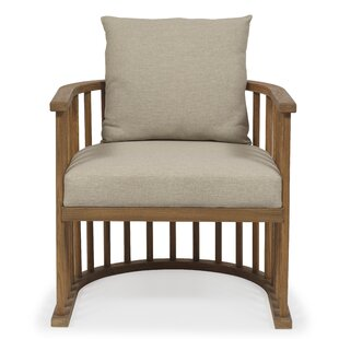 Manriquez Occasional Armchair by Bungalow Rose