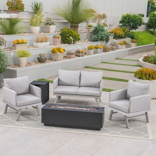 Blunt 5 Piece Sofa Seating Group