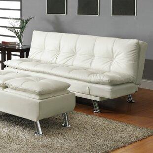 Latitude Run Baize Convertible Sofa