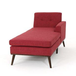 Mid Century Chaise Lounge   Wayfair