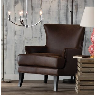 Brown Accent Chairs You\'ll Love | Wayfair