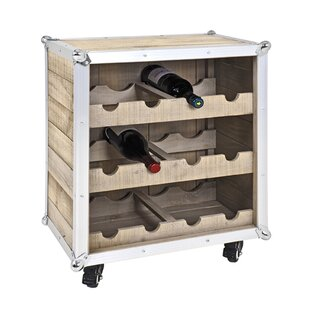 Marcia 12 Bottle Wine Rack By Williston Forge