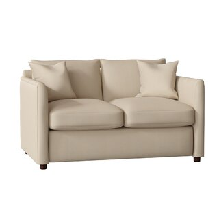 Alice Loveseat by AllModern Custom Upholstery SKU:AC416230 Reviews