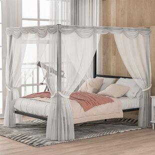 Bistra Queen Canopy Bed