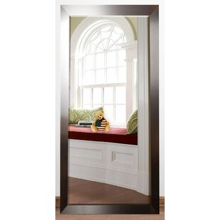 Order Bernadette Rectangle Beveled Silver Wall Mirror By Orren Ellis