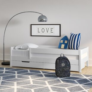 Bearden Bed Frame With Drawers By Isabelle & Max