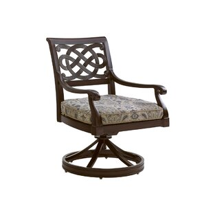 Sands Swivel Rocker Patio Chair with Cushion by Tommy Bahama Outdoor